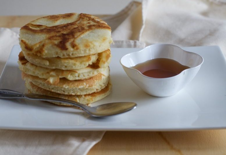 Pancakes, ricetta dolce