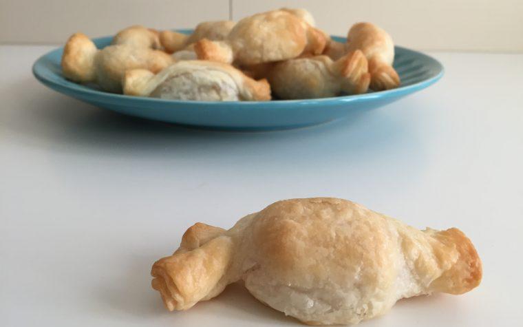 Caramelle di sfoglia con sorpresa, ricetta stuzzichini