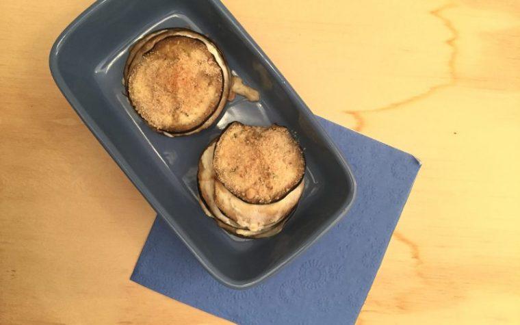 Torrette di melanzane, ricetta piatti unici