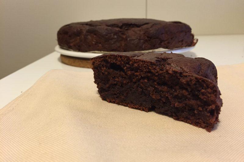 Torta ricotta e cioccolato, ricetta dolce