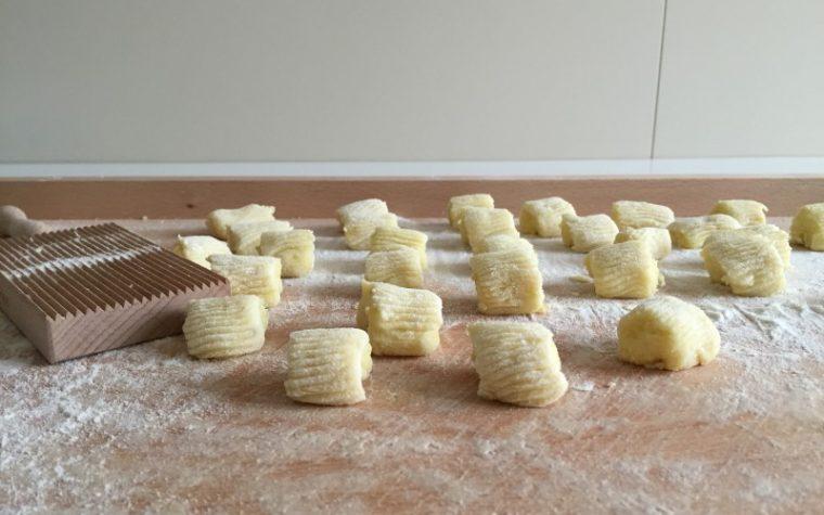 Oggi gnocchi (di patate)! (Ricetta base)