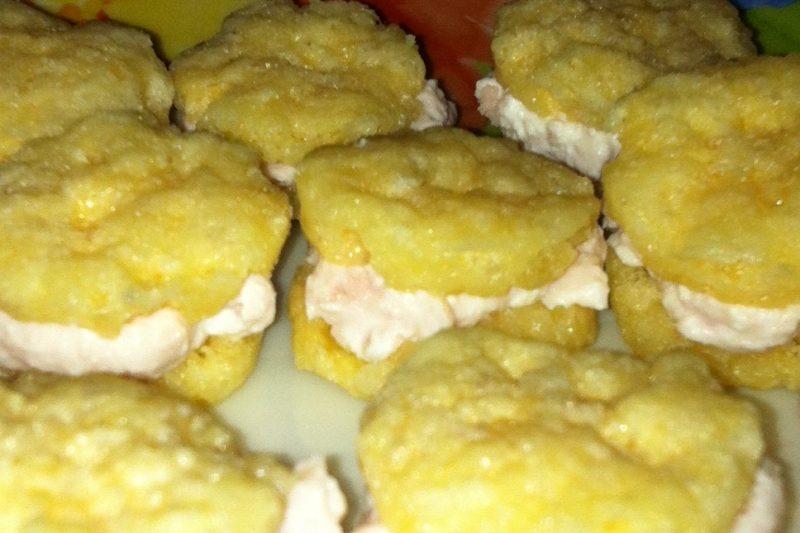 Rotelle con mousse di prosciutto cotto, ricetta stuzzichini