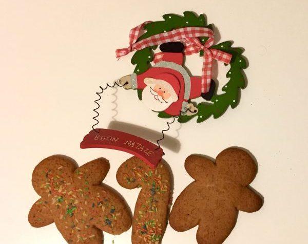 Gingerbread…i biscotti del Natale!