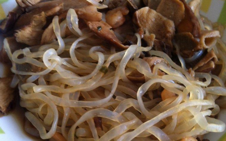 Shirataki mari e monti (ricetta light)