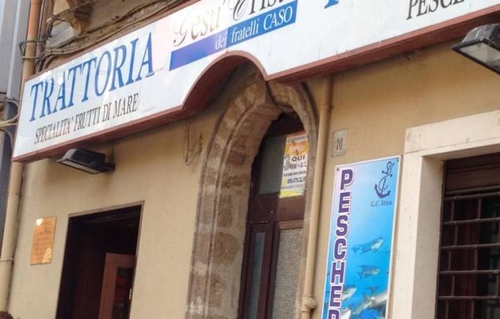 """Trattoria """"Gesù Cristo"""" a Taranto: eccezionale!"""