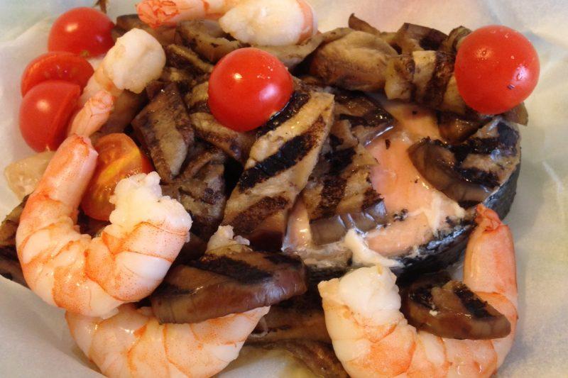 Cartoccio di pesce ricco, ricetta Dukan