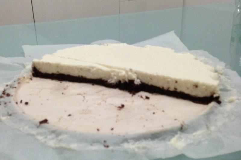 Cheesecake cocco e mascarpone, ricetta dolce