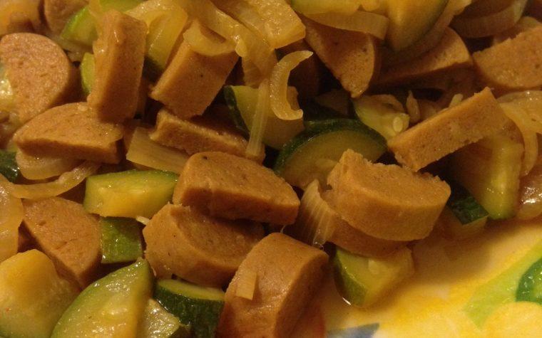 Spadellata vegana, ricetta piatto unico
