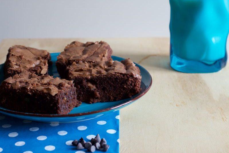 Brownies di Laurel Evans (ricetta americana)