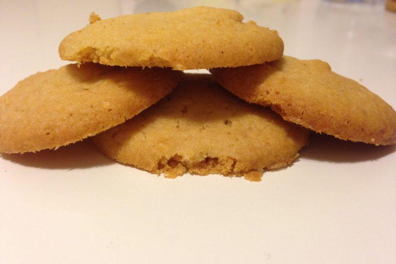 Biscotti al torroncino (ricetta dolce)