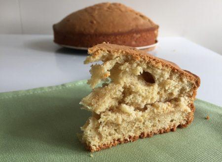 Torta al torroncino (ricetta dolce)