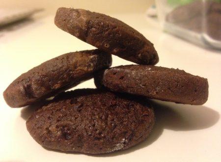 Biscotti al cioccolato (ricetta dolce)