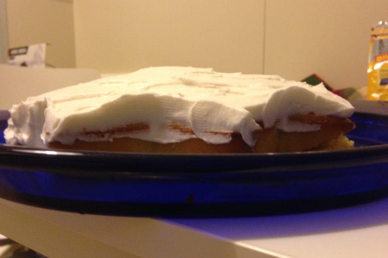 Torta tres leches (ricetta peruviana)