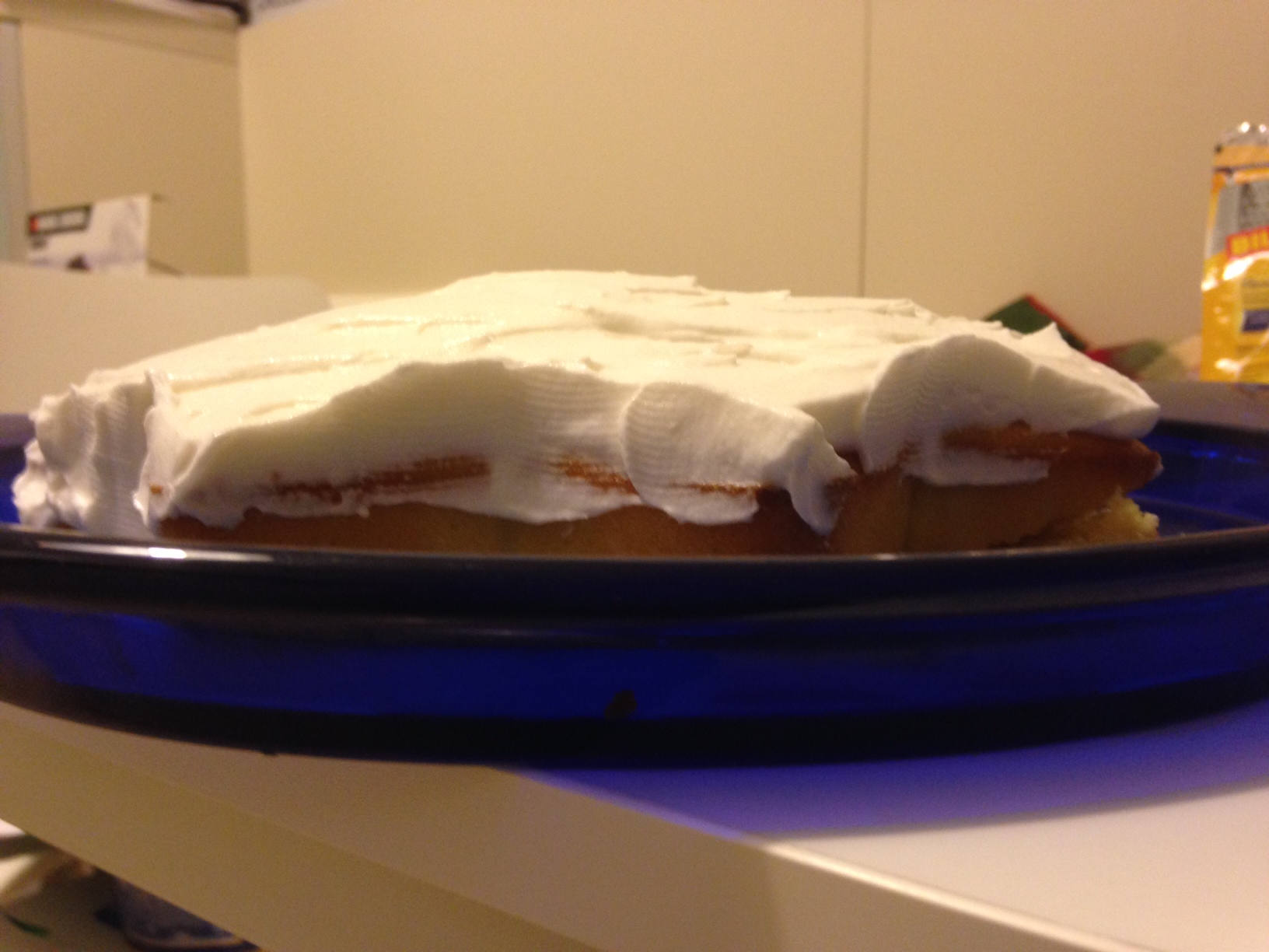 Dolce tres leches