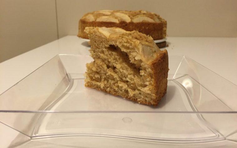 Torta di mele integrale (ricetta dolce)