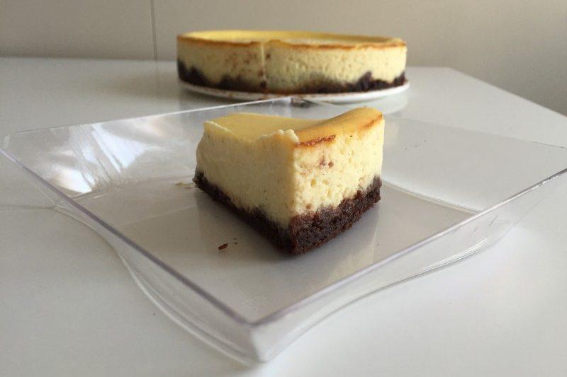 Cheesecake alla ricotta (ricetta dolce)
