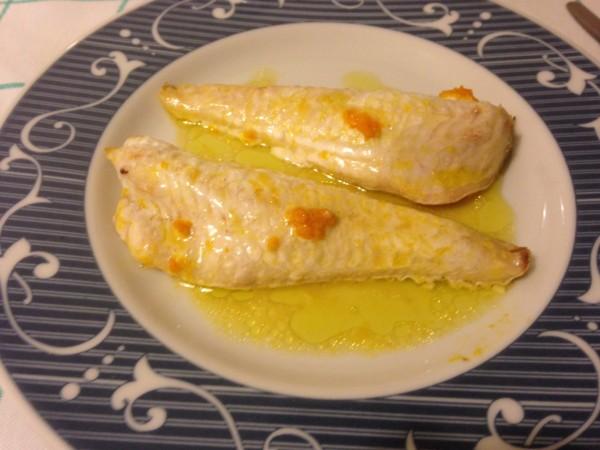 filetti di gallinella al profumo di arancia (ricetta secondo ... - Come Cucinare Filetti Di Gallinella