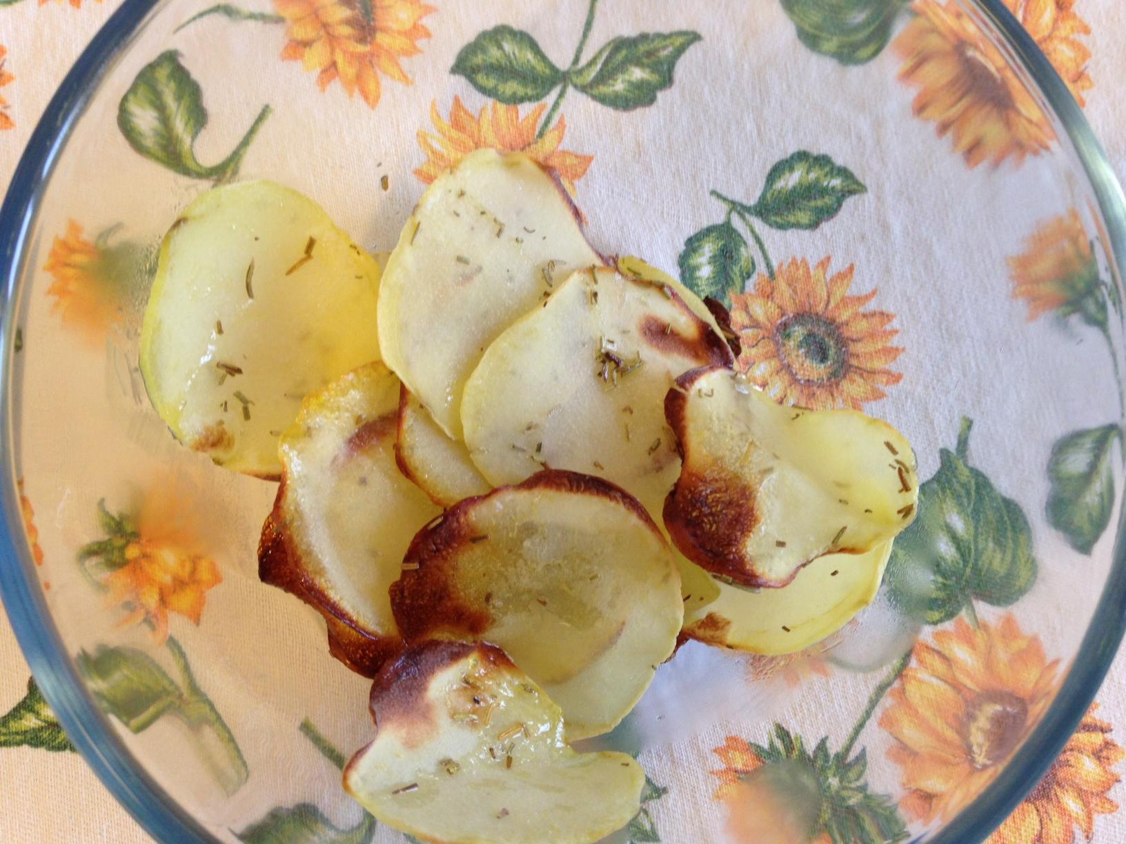 Sfoglie di patate
