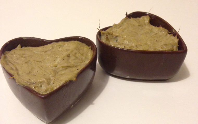 Sformatini di carciofi (ricetta vegetariana)