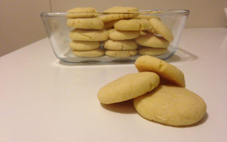 Biscotti alle mandorle (ricetta dolce)