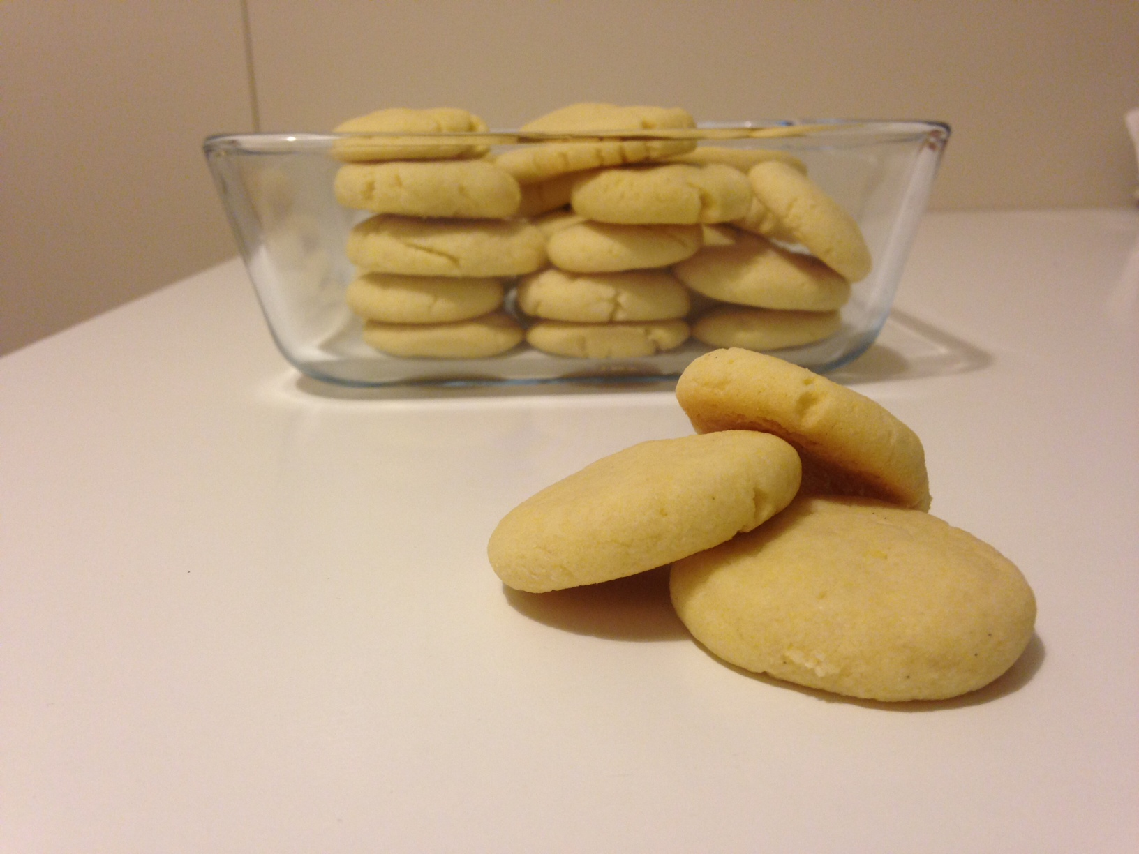 biscotti con mandorle