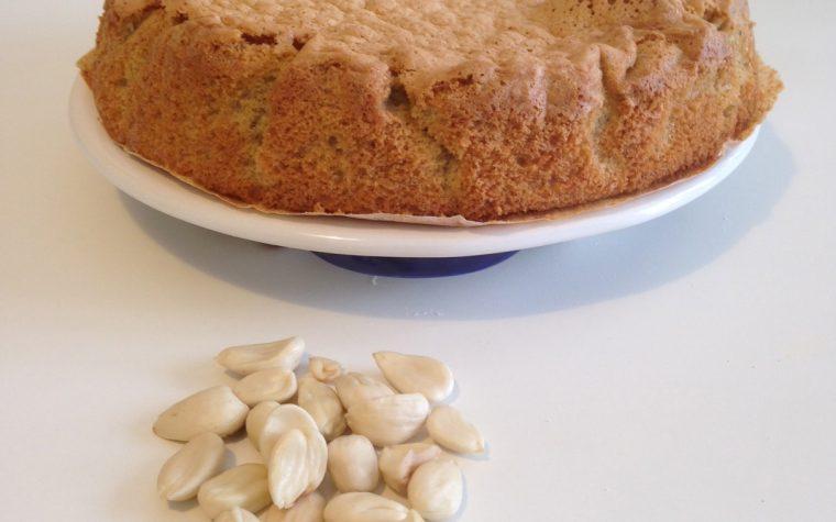 Torta di mandorle (ricetta dolce)