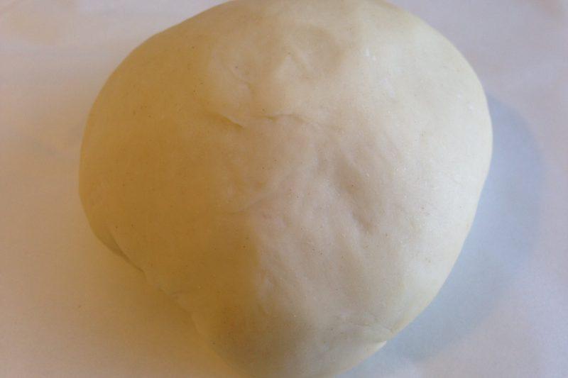 Pasta matta (ricetta base)