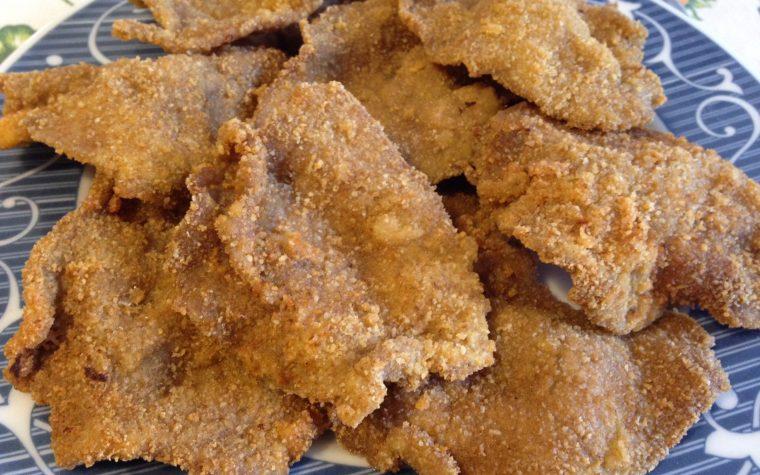 Cotolette di carpaccio (ricetta secondo piatto)