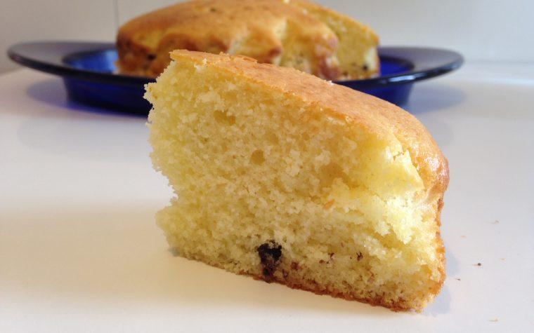 Torta con ricotta e panna (ricetta dolce)
