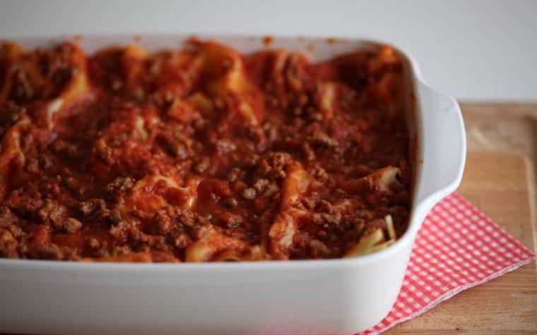 Lasagne veloci (ricetta primo piatto)
