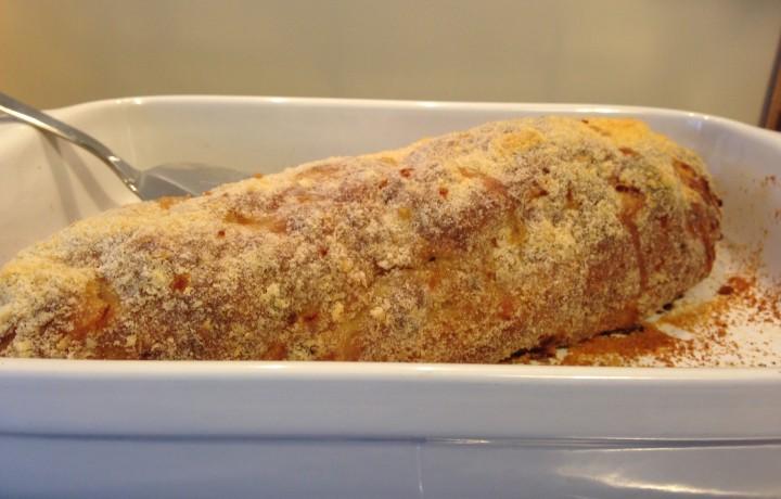 Polpettone al forno (ricetta secondo piatto)