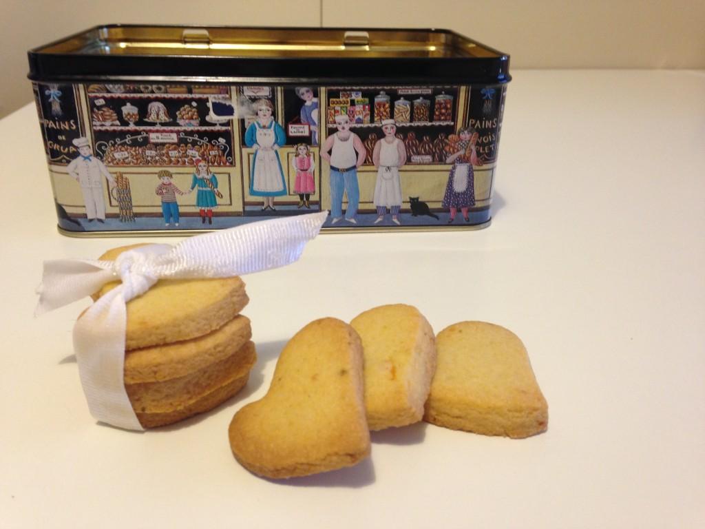 biscotti agrumati