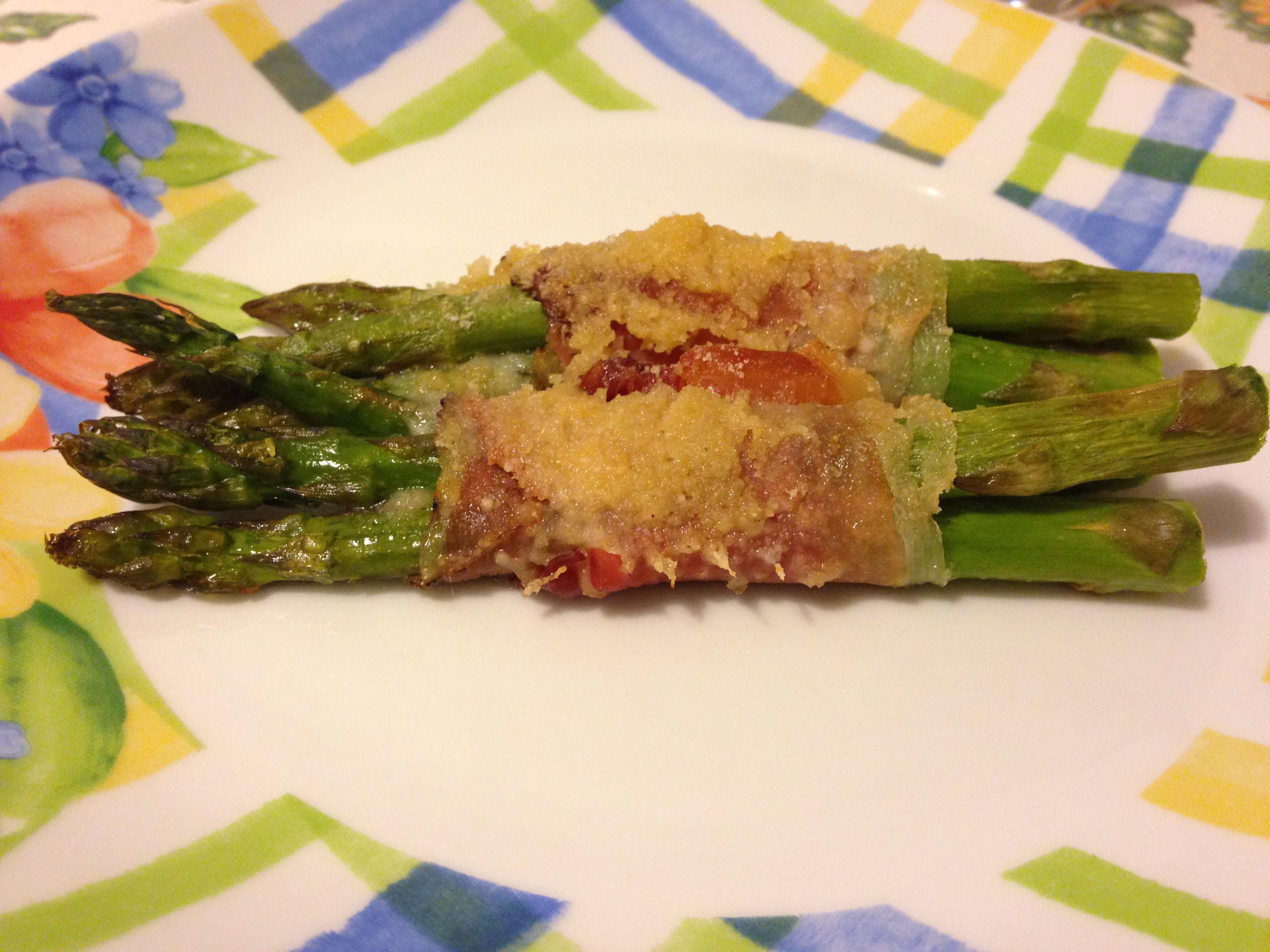 asparagi croccanti