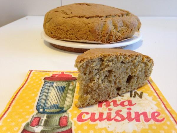 torta al pistacchio e cocco