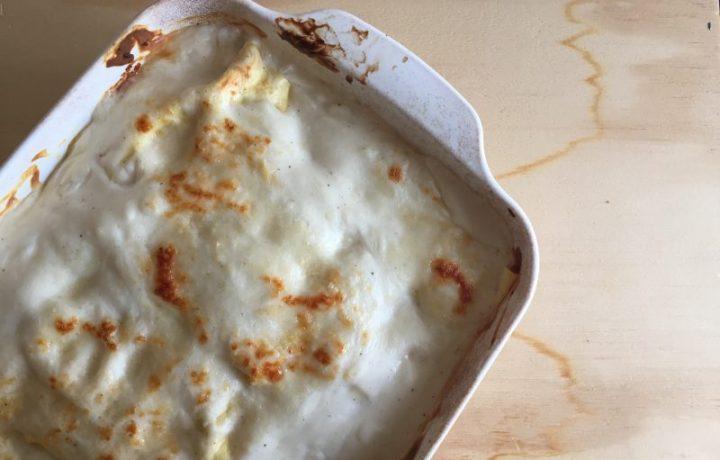 Lasagne fume' (ricetta primo piatto)