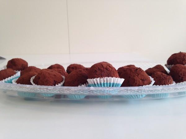 tartufi cacao e cocco