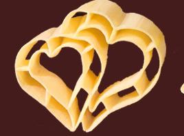Cuori di pasta
