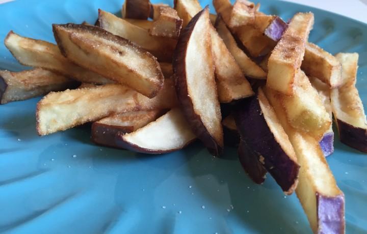 Melanzane fritte (ricetta stuzzichino)