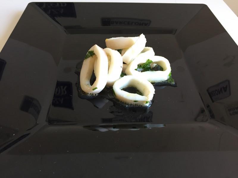 Insalata di calamari (ricetta antipasto)