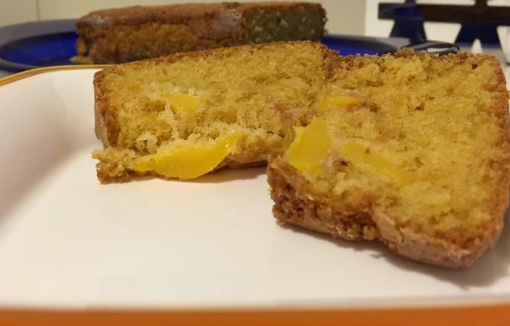 Cake alle pesche (ricetta dolce)