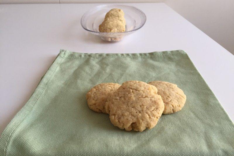 Biscotti senza burro (ricetta dolce)