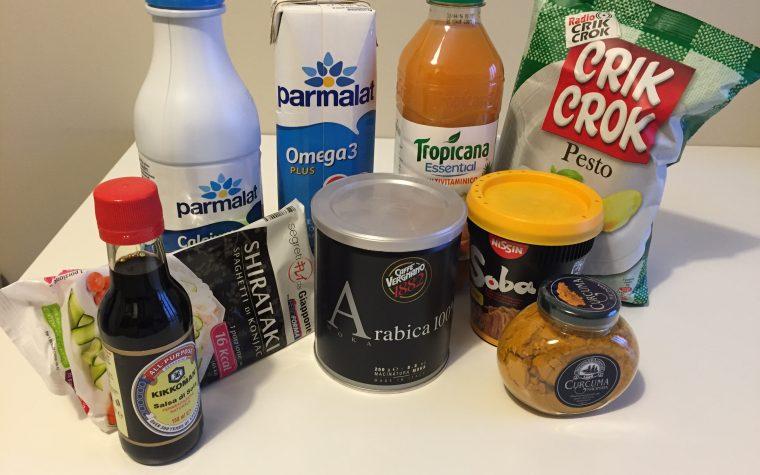 Degustabox di Gennaio: tanti prodotti nuovi!