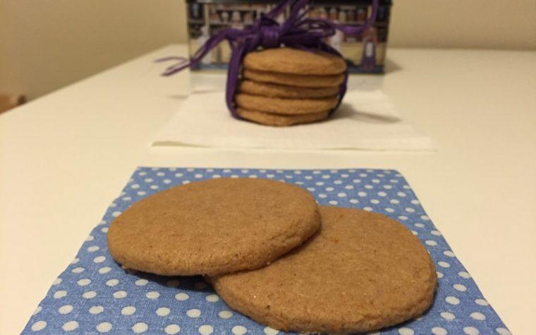 Biscotti alla cannella (ricetta dolce)