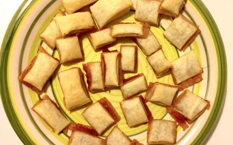 Salatini velocissimi al gusto pizza
