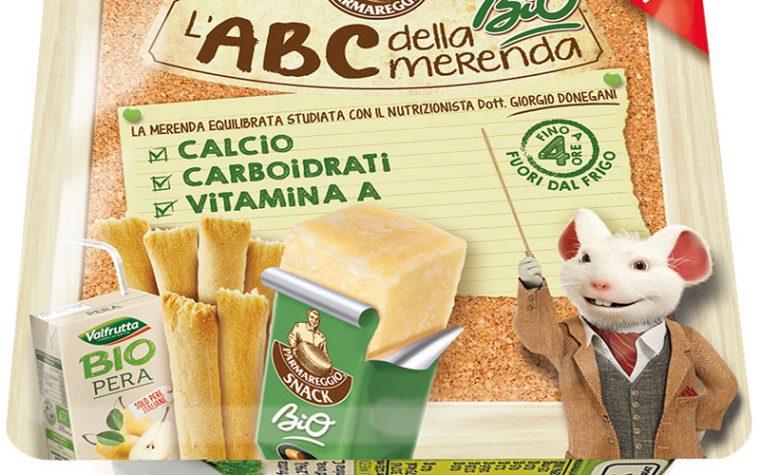 Parmareggio e l'ABC della merenda!