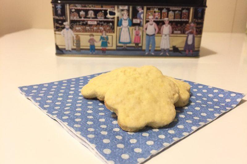Biscotti alla ricotta (ricetta dolce)