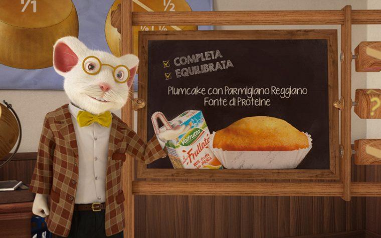 ABC della merenda dolce Parmareggio