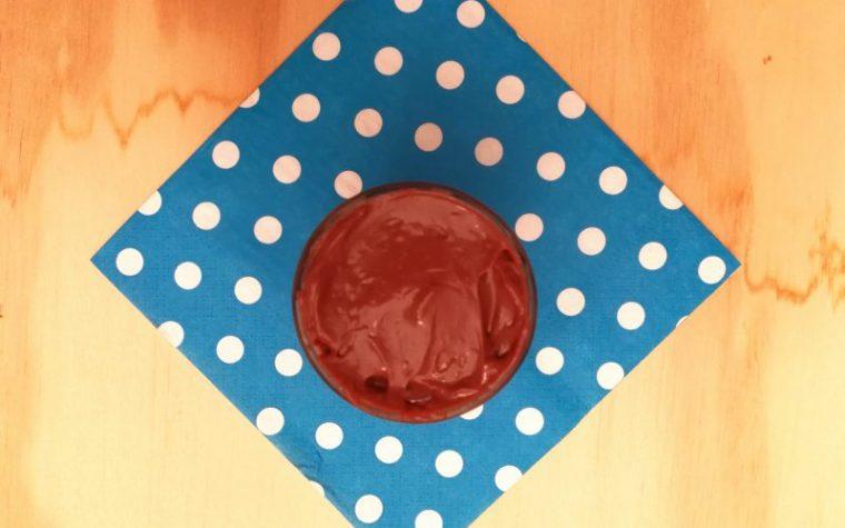 Crema fredda Nutella e mascarpone