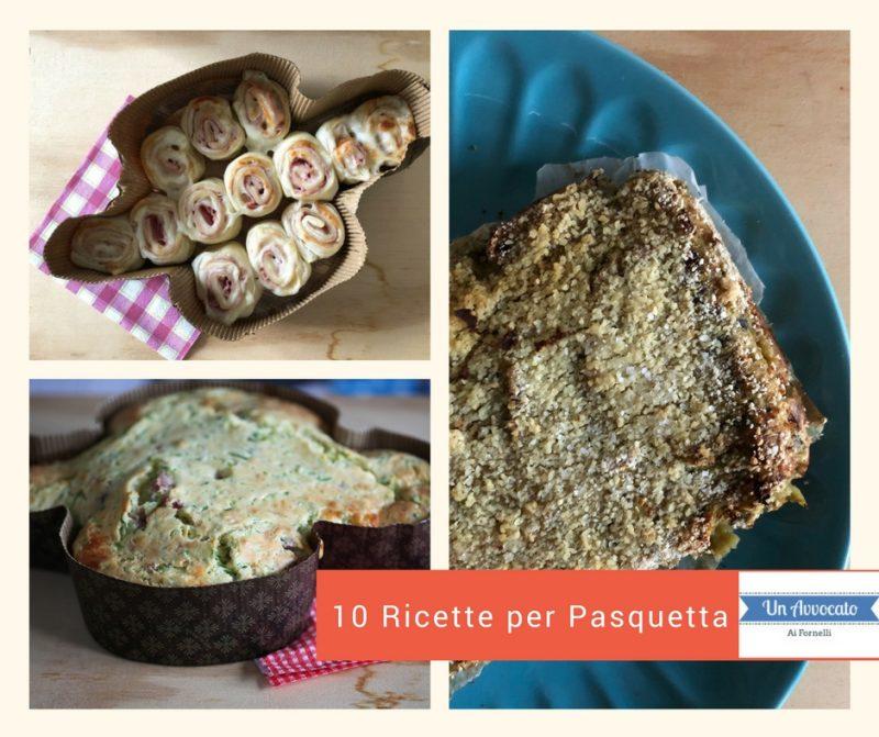 10 ricette per Pasquetta