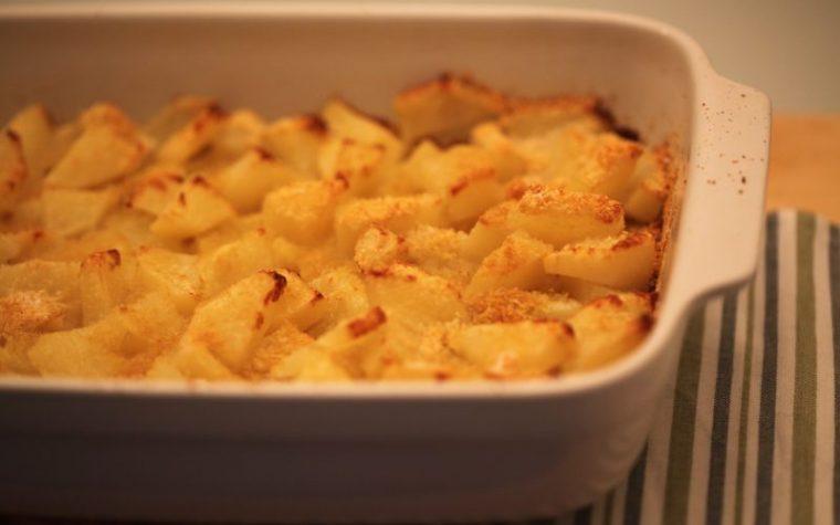 Patate saporite (contorno)